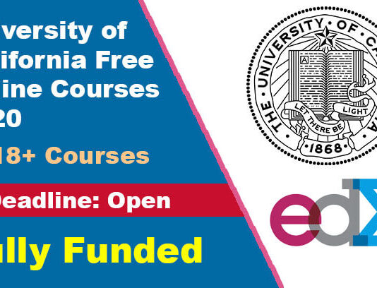 University of California Free Online Courses 2020